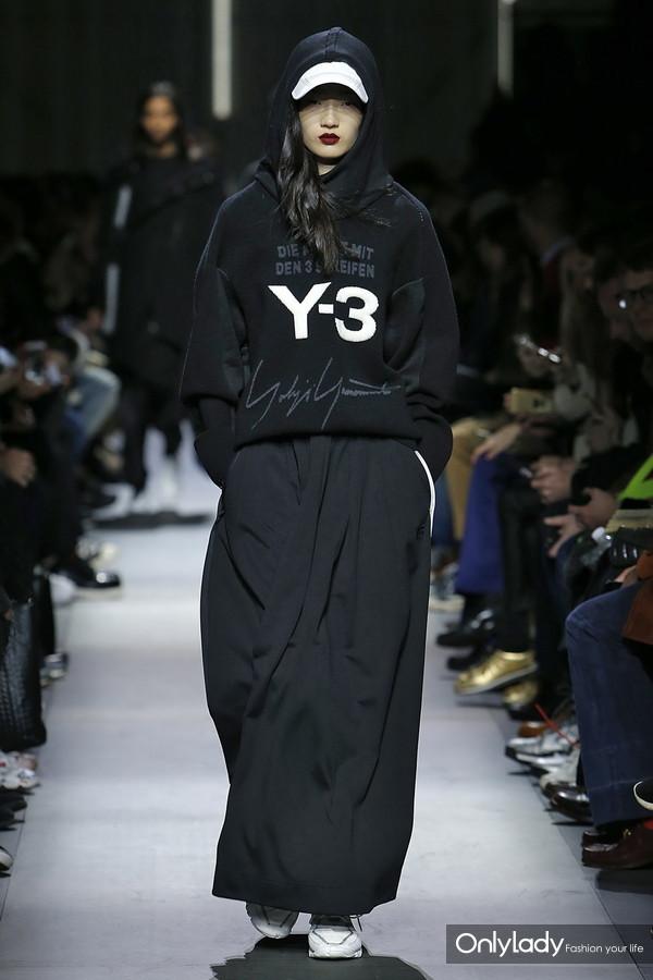 Y32018秋冬系列发布